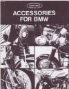 Flanders Company accessory catalog from 1969 for the /2 BMW motorcycle.